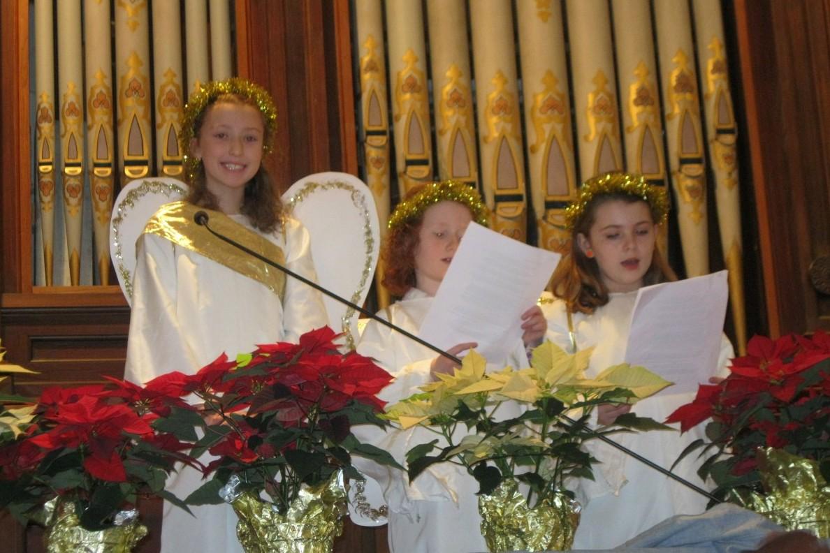 A Very Trinitarian Christmas!