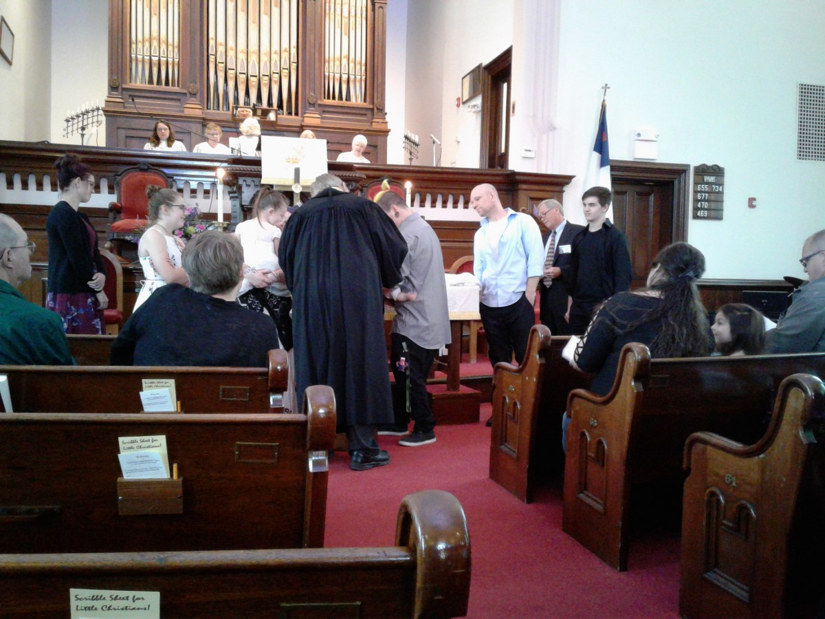 June 3rd – McGrath Baptisms