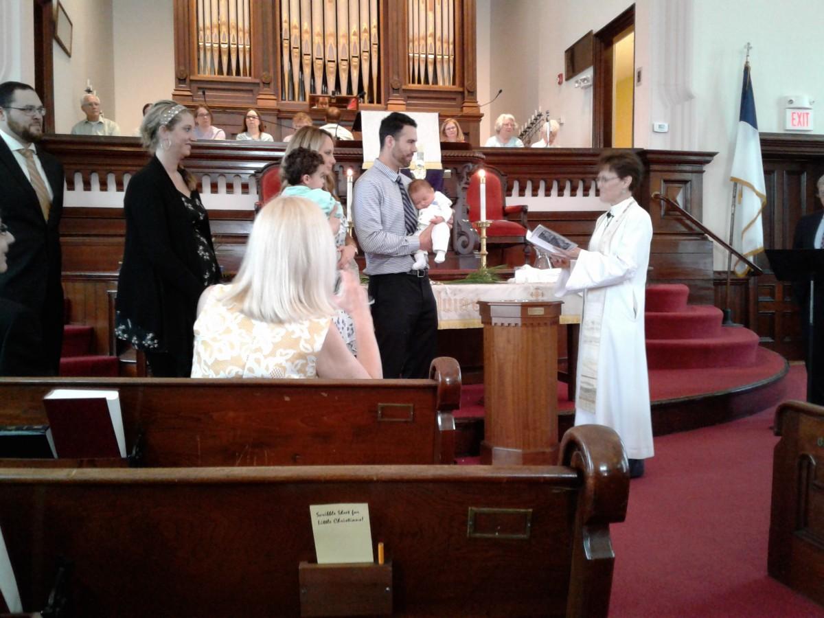Kelloway Baptism 2019