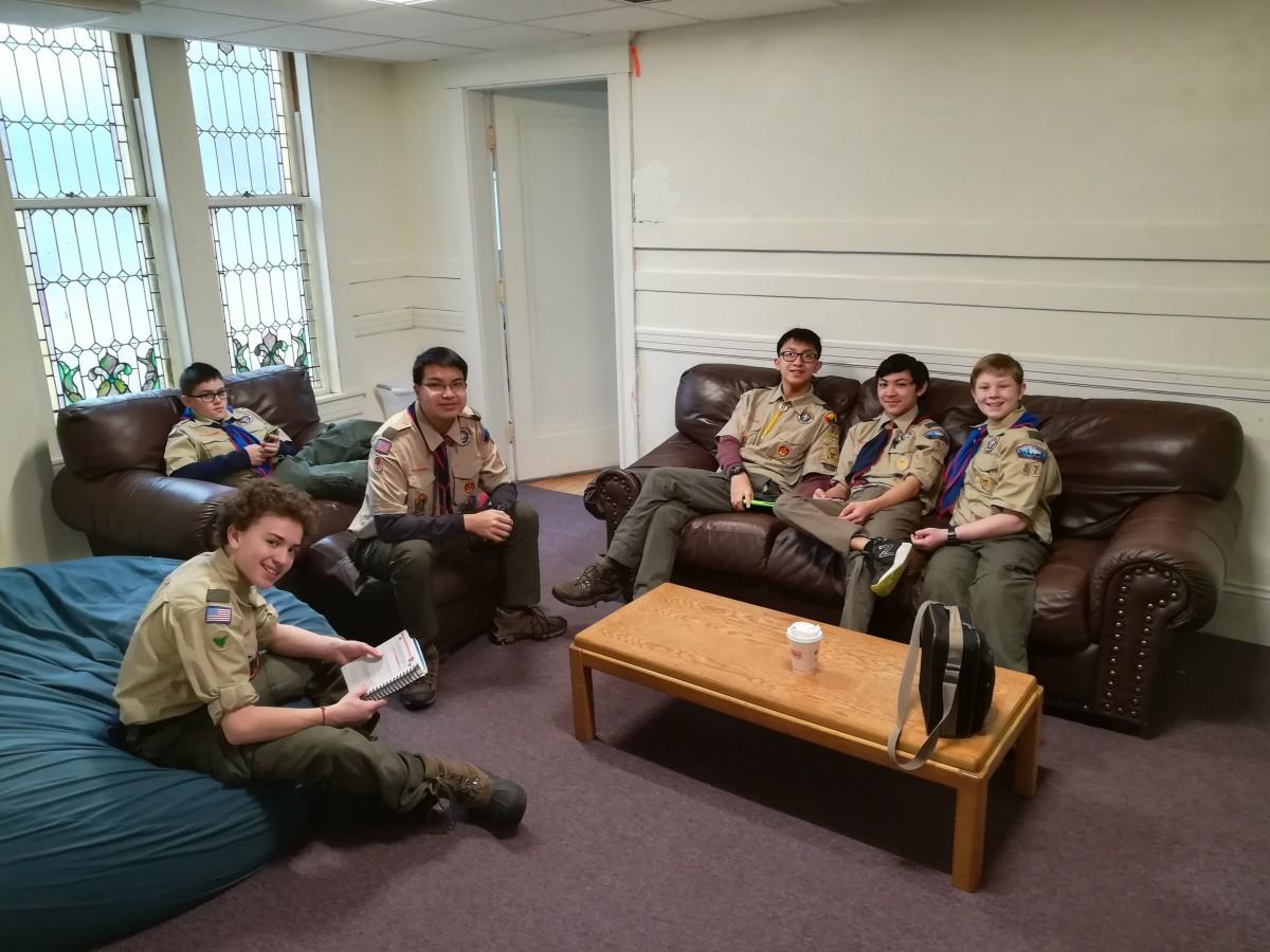 Boy Scout Troop 87