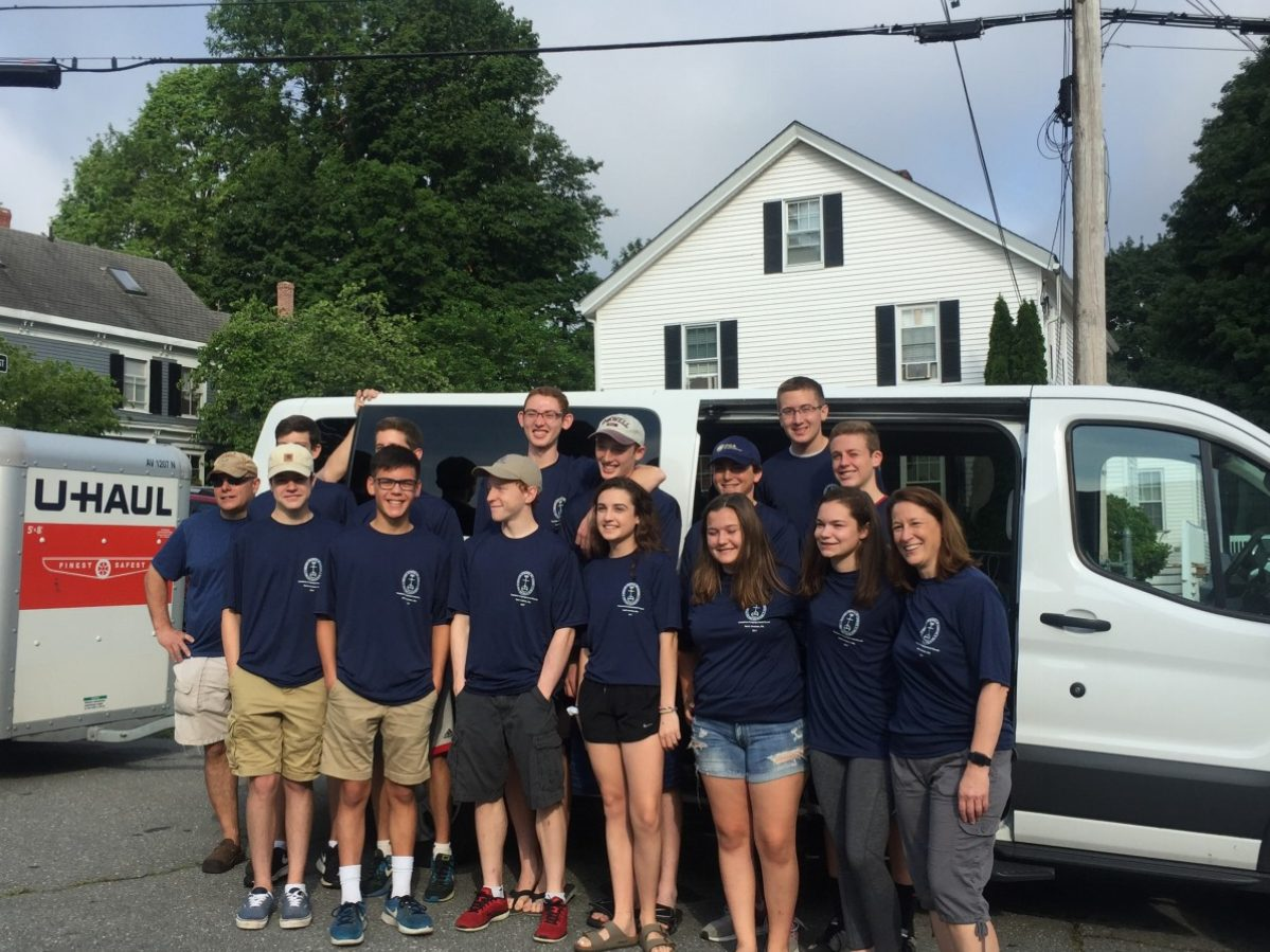 Youth Mission Trip 2017