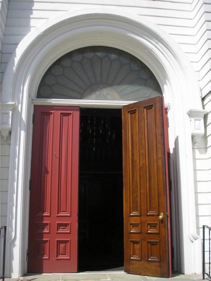 A walk through Trinitarian Congregational Church