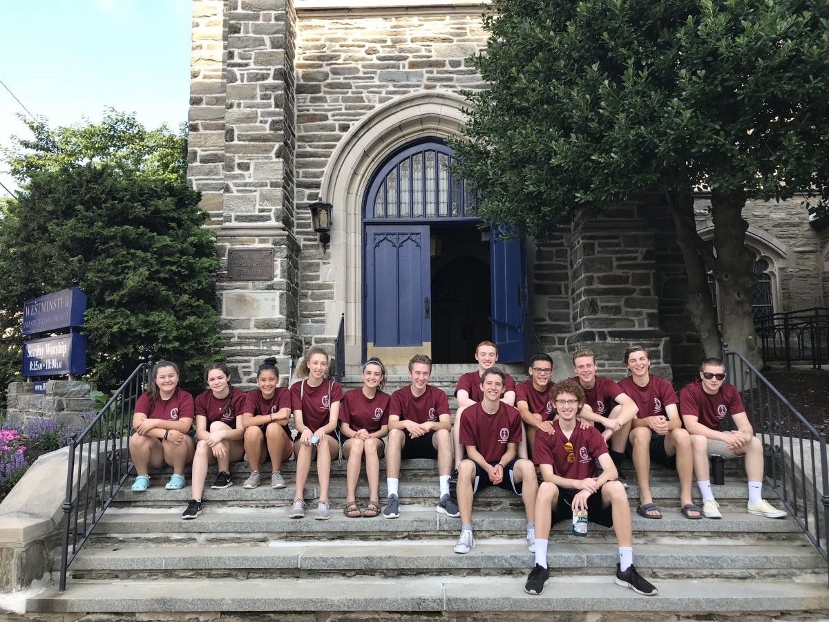 Youth Mission Trip 2018
