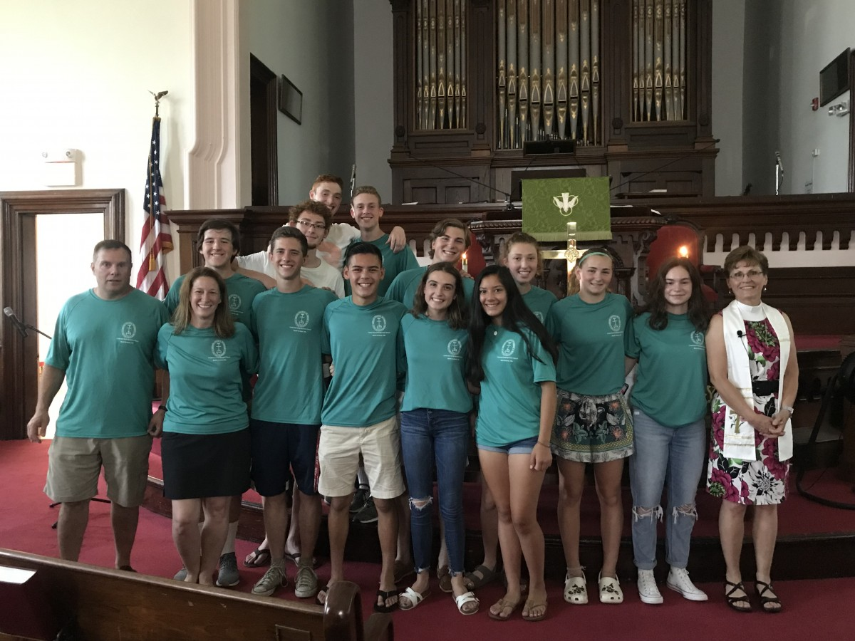 """""""Relentless"""" – Mission Trip and Mission Trip Sunday 2019"""