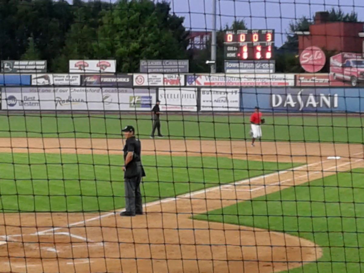 Spinners game, August 2nd