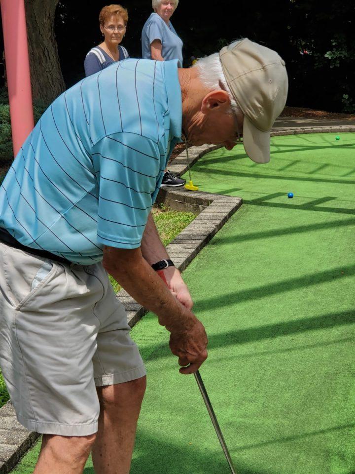 2nd Annual Mini Golf Tournament Aug. 4th