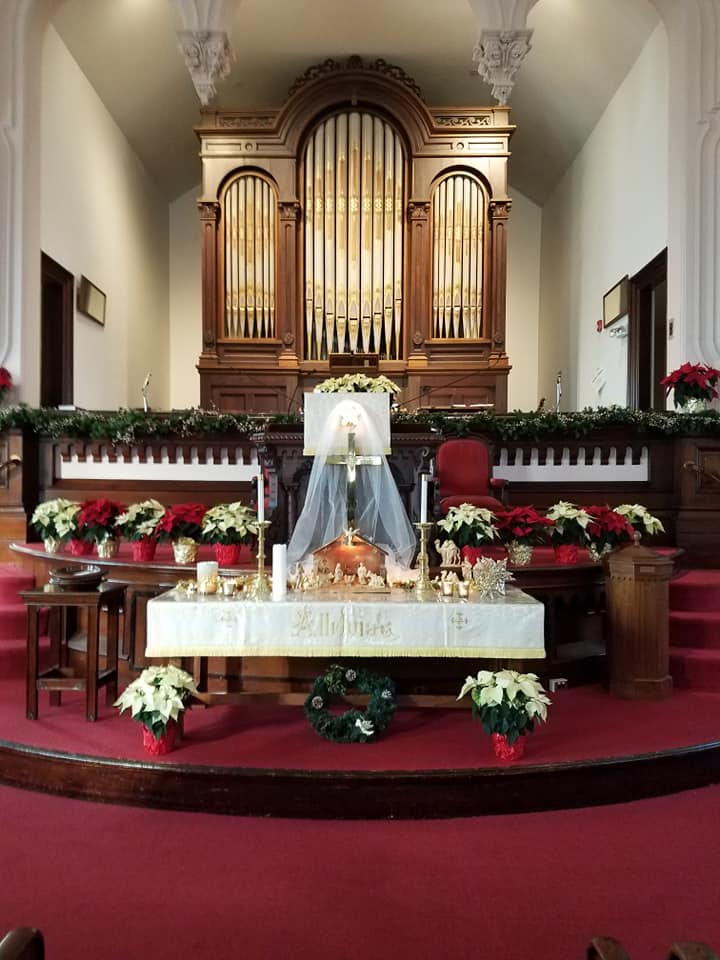 Sunday After Christmas Hymn Sing