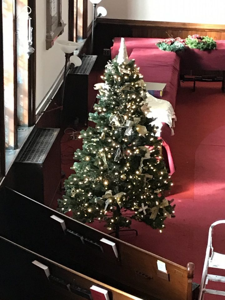 Decorating for Advent and Christmas